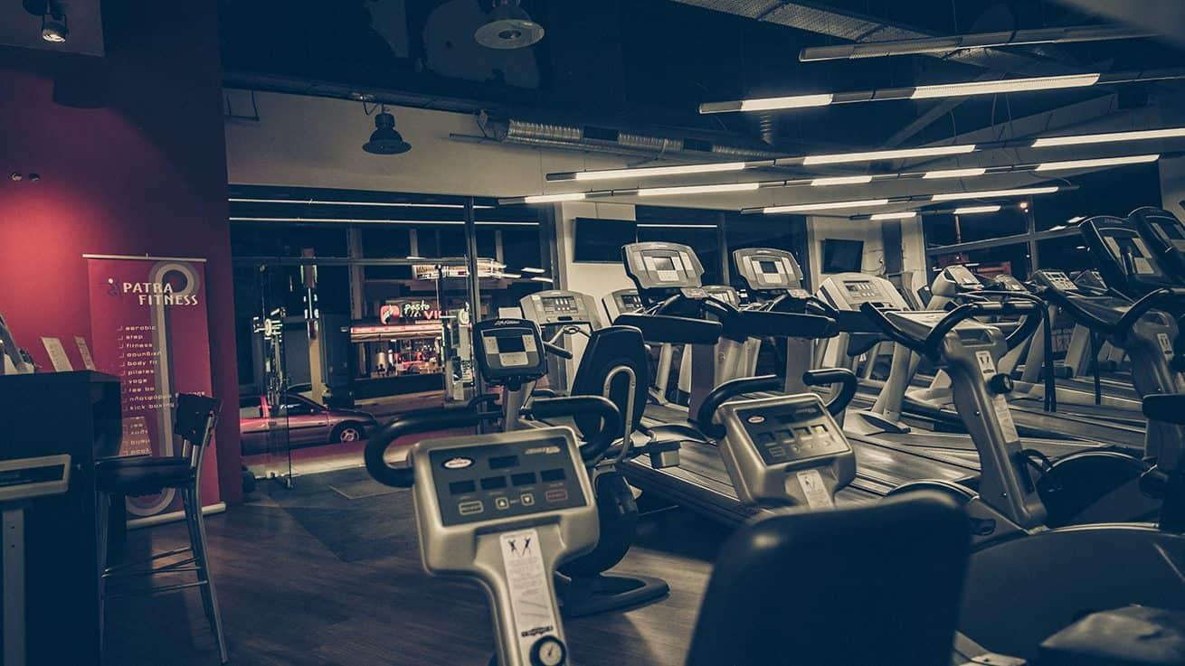 Ξενάγηση Cardio Theater του γυμναστηρίου