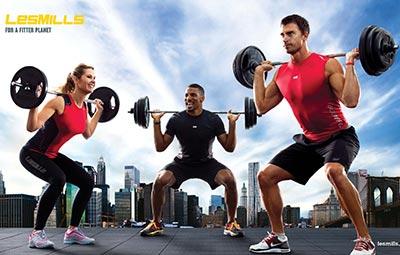 Body Pump (LesMills) στο Gym