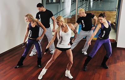 Brazil Hips στο Gym
