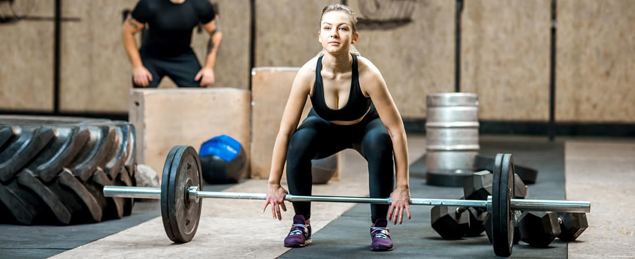 CrossFit στο Patra Fitness