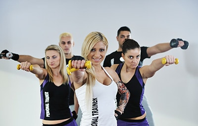 Fitness στο Gym