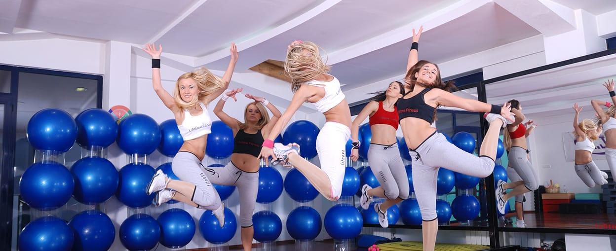 Party Aero στο Patra Fitness