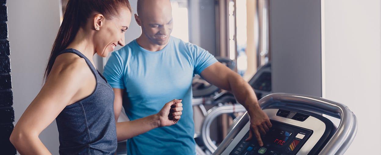 Personal Training 60' στο Gym