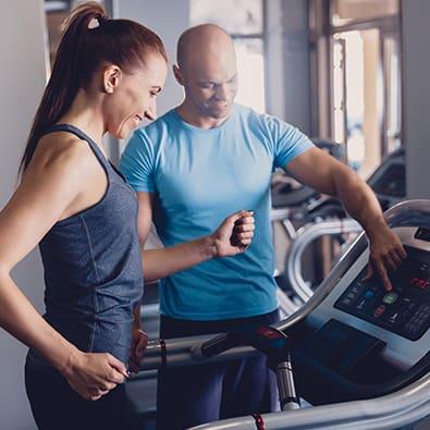 Personal Training 60' στο Γυμναστήριο