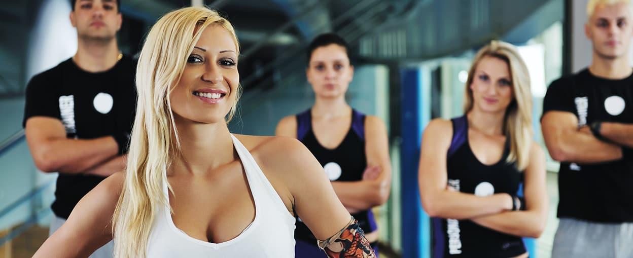 Power Fitness στο Gym
