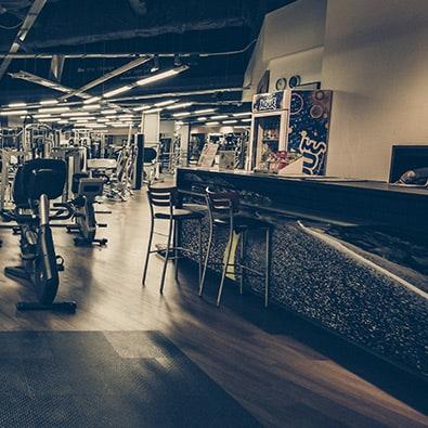 Σαλόνι Υποδοχής στο Patra Fitness Gym