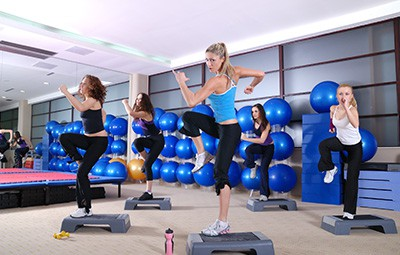 Step Aero στο Patra Fitness