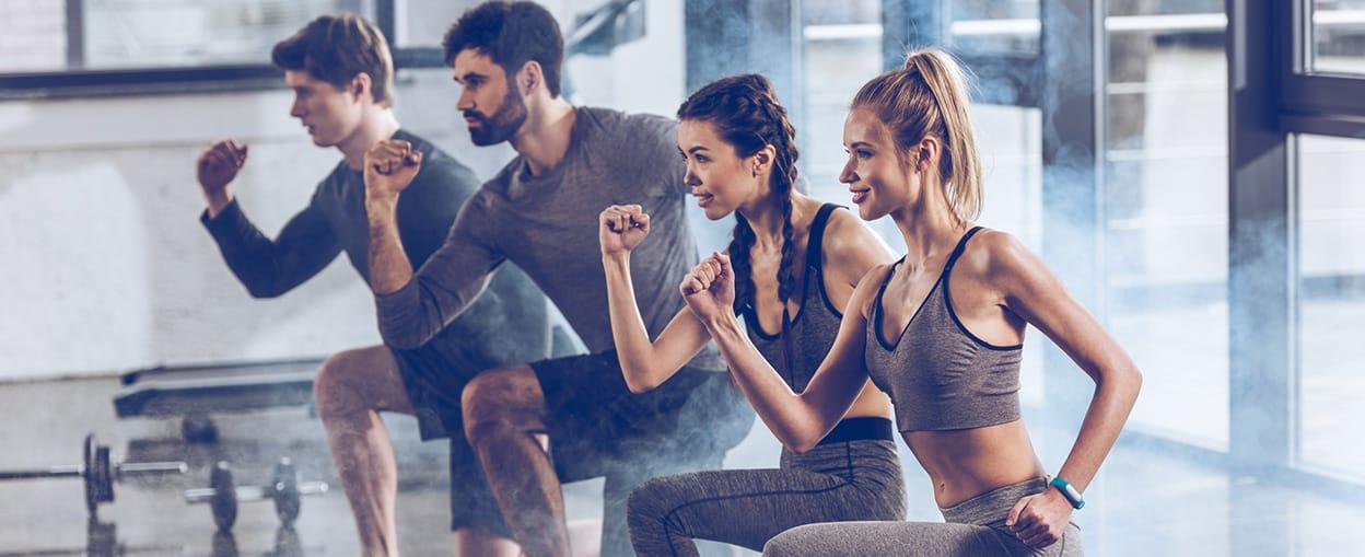 Total Body στο Gym