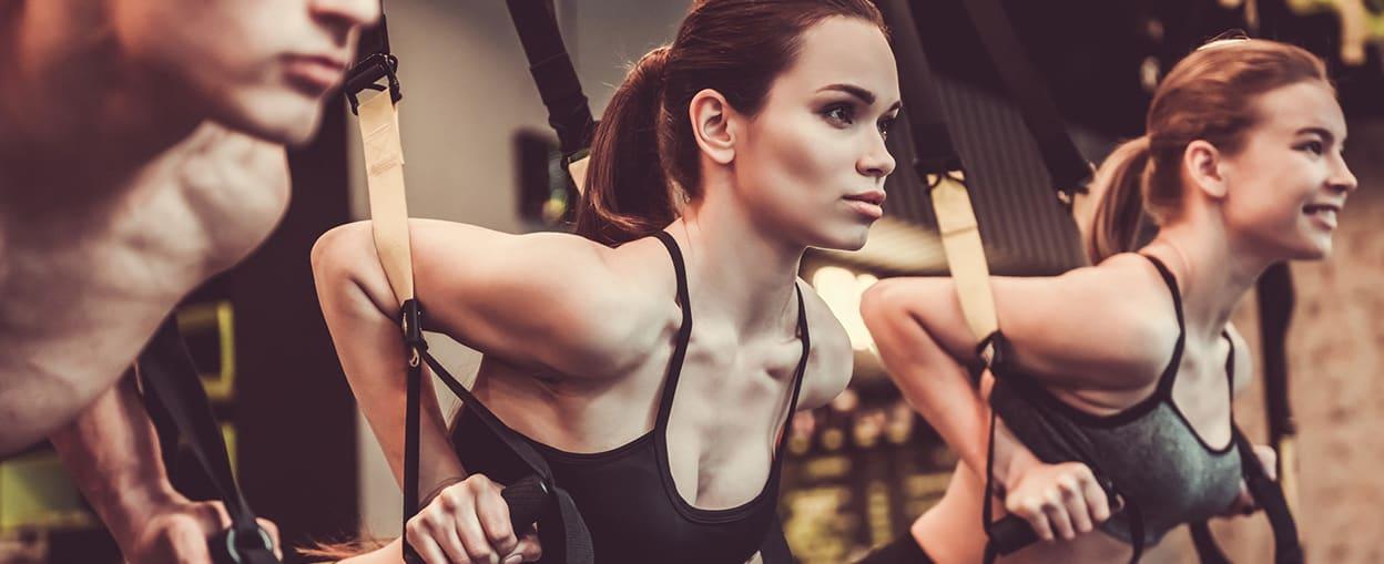 TRX Starters στο Patra Fitness